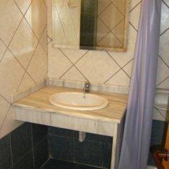 Отель Sofia Mythos Beach Aparthotel Греция, Милопотамос - 1 отзыв об отеле, цены и фото номеров - забронировать отель Sofia Mythos Beach Aparthotel онлайн ванная