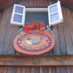 Отель Castle View Guesthouse Литва, Тракай - отзывы, цены и фото номеров - забронировать отель Castle View Guesthouse онлайн бассейн