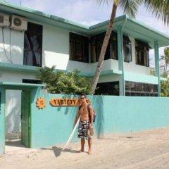 Отель Variety Stay Guesthouse Мальдивы, Северный атолл Мале - отзывы, цены и фото номеров - забронировать отель Variety Stay Guesthouse онлайн парковка