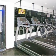 Апартаменты Coralli Spa Протарас фитнесс-зал фото 4