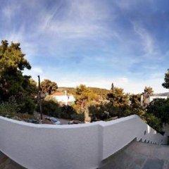 Отель Christine Studios Греция, Порос - отзывы, цены и фото номеров - забронировать отель Christine Studios онлайн пляж
