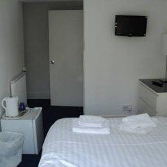 Amhurst Hotel Лондон удобства в номере