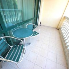 Апартаменты Menada Planeta Apartments Солнечный берег балкон