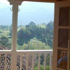 Отель La Casa del Jardin балкон