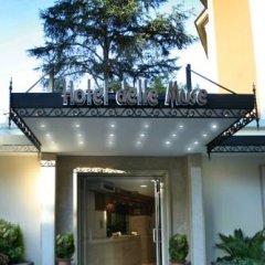 Hotel Delle Muse вид на фасад фото 2