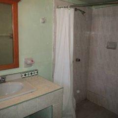 Отель Cabañas Montebello Inn ванная фото 2