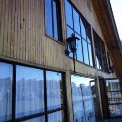 Отель Cabañas Segorachi Мексика, Креэль - отзывы, цены и фото номеров - забронировать отель Cabañas Segorachi онлайн балкон