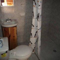 Отель Cabanas Batosarachi Мексика, Креэль - отзывы, цены и фото номеров - забронировать отель Cabanas Batosarachi онлайн ванная фото 3