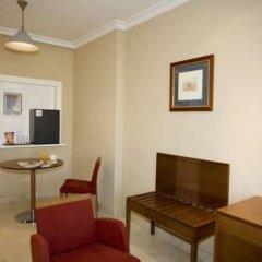 Отель Suites Barrio de Salamanca Испания, Мадрид - отзывы, цены и фото номеров - забронировать отель Suites Barrio de Salamanca онлайн удобства в номере фото 2