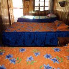 Отель Cabanas Batosarachi Мексика, Креэль - отзывы, цены и фото номеров - забронировать отель Cabanas Batosarachi онлайн комната для гостей фото 3
