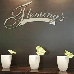 Fleming's Conference Hotel Frankfurt интерьер отеля фото 3