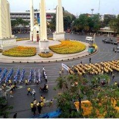 Отель Baan Dinso @ Ratchadamnoen Бангкок помещение для мероприятий фото 2