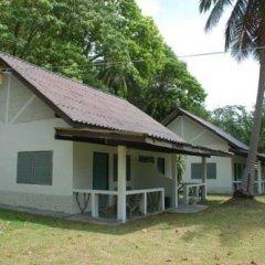 Отель Poda Island Resort балкон