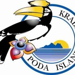 Отель Poda Island Resort гостиничный бар