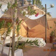 Отель Dar El Kharaz питание