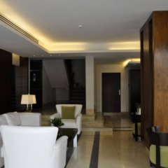 Отель Granada Suite Hotel Иордания, Амман - отзывы, цены и фото номеров - забронировать отель Granada Suite Hotel онлайн интерьер отеля фото 3