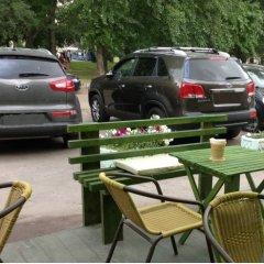 Мини-отель Русские Витязи парковка
