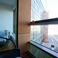 Отель Lootsi apartment Эстония, Таллин - отзывы, цены и фото номеров - забронировать отель Lootsi apartment онлайн балкон
