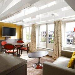 Отель Krasnapolsky Apartments Нидерланды, Амстердам - 4 отзыва об отеле, цены и фото номеров - забронировать отель Krasnapolsky Apartments онлайн комната для гостей фото 6