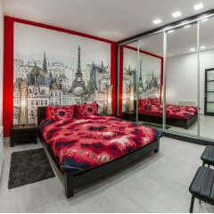 Апартаменты Kolosov`s Arkadia Apartments комната для гостей фото 2