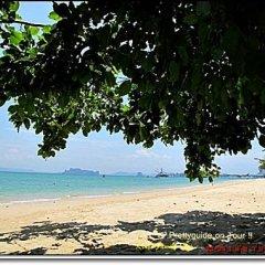 Отель Baan Mai Resort Таиланд, Краби - отзывы, цены и фото номеров - забронировать отель Baan Mai Resort онлайн пляж