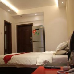 Отель Chengdu Lemon Inn комната для гостей фото 5