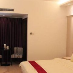 Отель Chengdu Lemon Inn комната для гостей фото 4