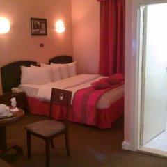 Отель Hidab Hotel Иордания, Вади-Муса - отзывы, цены и фото номеров - забронировать отель Hidab Hotel онлайн комната для гостей фото 5