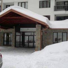 Апартаменты Borovets Holiday Apartments Боровец парковка