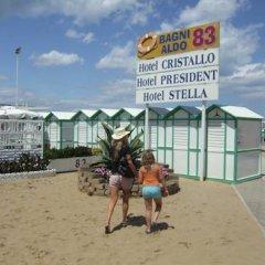 Отель Stella Италия, Риччоне - отзывы, цены и фото номеров - забронировать отель Stella онлайн спортивное сооружение