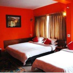 Отель Mandap Hotel Непал, Катманду - отзывы, цены и фото номеров - забронировать отель Mandap Hotel онлайн комната для гостей фото 5