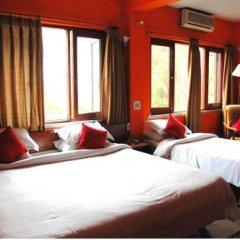 Отель Mandap Hotel Непал, Катманду - отзывы, цены и фото номеров - забронировать отель Mandap Hotel онлайн комната для гостей фото 3