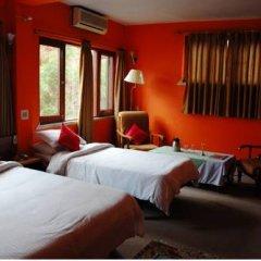 Отель Mandap Hotel Непал, Катманду - отзывы, цены и фото номеров - забронировать отель Mandap Hotel онлайн комната для гостей фото 4