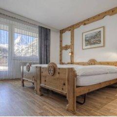 Отель Primavera Швейцария, Церматт - отзывы, цены и фото номеров - забронировать отель Primavera онлайн комната для гостей фото 4