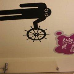 Oporto Excentric Design Hostel ванная