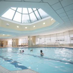 Отель Minto Suite Hotel Канада, Оттава - отзывы, цены и фото номеров - забронировать отель Minto Suite Hotel онлайн бассейн фото 2