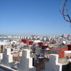 Отель Dar Tan-Gib Марокко, Танжер - отзывы, цены и фото номеров - забронировать отель Dar Tan-Gib онлайн бассейн фото 2