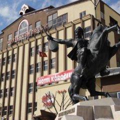 Koroglu Hotel Bolu Турция, Болу - отзывы, цены и фото номеров - забронировать отель Koroglu Hotel Bolu онлайн фитнесс-зал