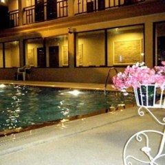 Апартаменты The Net Service Apartment бассейн фото 3