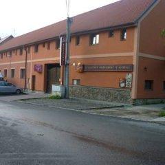 Отель Penzion V Maštali парковка