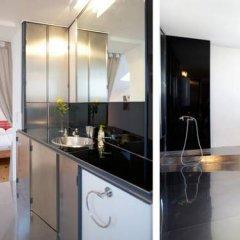 Отель Vienna Art Apartments - Penthouse Австрия, Вена - отзывы, цены и фото номеров - забронировать отель Vienna Art Apartments - Penthouse онлайн ванная фото 2