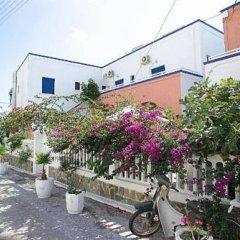 Отель Villa Gambas Греция, Остров Санторини - отзывы, цены и фото номеров - забронировать отель Villa Gambas онлайн парковка