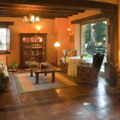 Hotel Rural Posada San Pelayo интерьер отеля фото 3