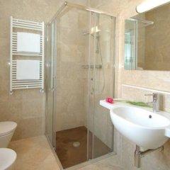 Отель Lugano Torretta Италия, Маргера - 1 отзыв об отеле, цены и фото номеров - забронировать отель Lugano Torretta онлайн ванная фото 2