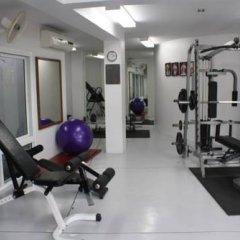 Отель The Park Surin фитнесс-зал фото 4