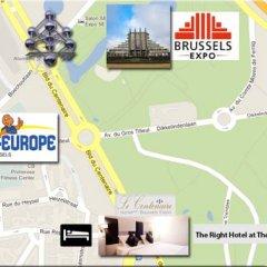 Отель Le Centenaire Brussels Expo Бельгия, Брюссель - отзывы, цены и фото номеров - забронировать отель Le Centenaire Brussels Expo онлайн спортивное сооружение