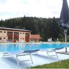 Отель Bazant Чехия, Карловы Вары - отзывы, цены и фото номеров - забронировать отель Bazant онлайн бассейн