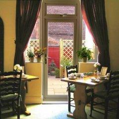 Отель The Bentley Guest House Великобритания, Йорк - отзывы, цены и фото номеров - забронировать отель The Bentley Guest House онлайн питание фото 2