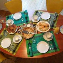 Отель Bed and Breakfast Couleurs Paris Париж питание фото 2