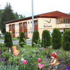 Отель Bazant Чехия, Карловы Вары - отзывы, цены и фото номеров - забронировать отель Bazant онлайн фото 5